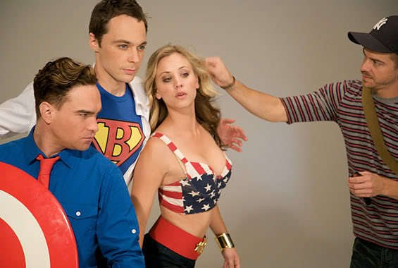 The Big Bang Theory Parody-pic8711