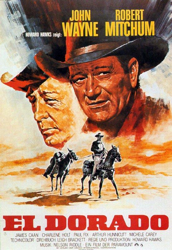 Western Movie Posters El Dorado Pictures - Western Movie