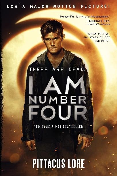 I Am Number Four 3
