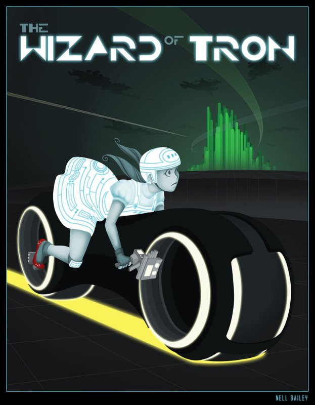 Wizard of Tron