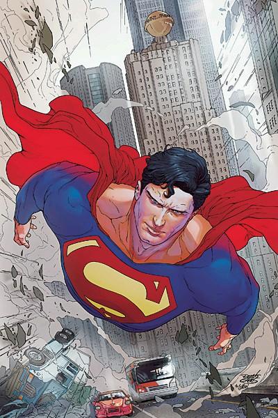 Superman está en la Fiesta del Libro de Medellín Superman%20674