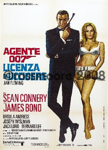James Bond Salute: Dr. No 4