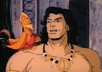 Walk Down Memory Lane: Conan the Adventurer: The Animated Series