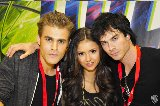 Vampires & Slayers Trailer/Video - Comic-Con 2010 : Vampire Diaries - Part 1