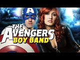 Fan-Made Trailer/Video - Avengers Boy Band