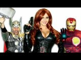 Movies & TV Trailer/Video - Avengers Assemble - Behind the Scenes