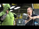 Movies & TV Trailer/Video - Avengers: Behind the Scenes on Thor vs. Hulk