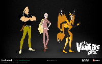 Venture Bros Wallpaper #1