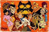 Venture Bros Wallpaper #2