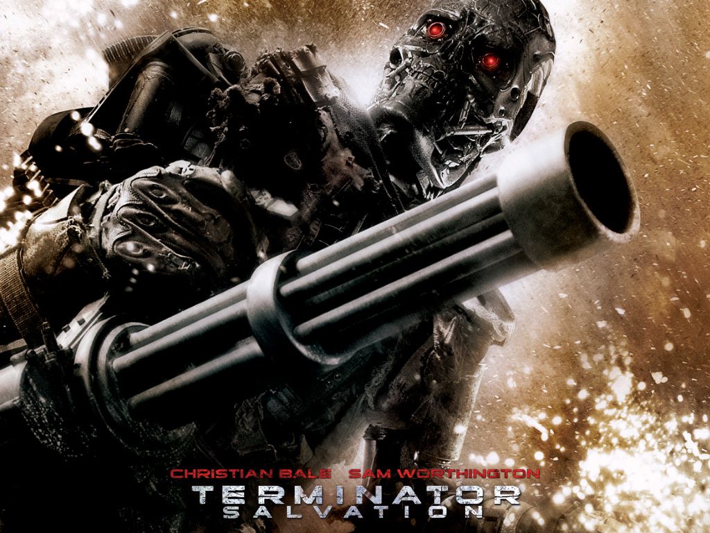 Movies & TV Terminator Salvation Wallpaper 2 Wallpaper - Movies ...