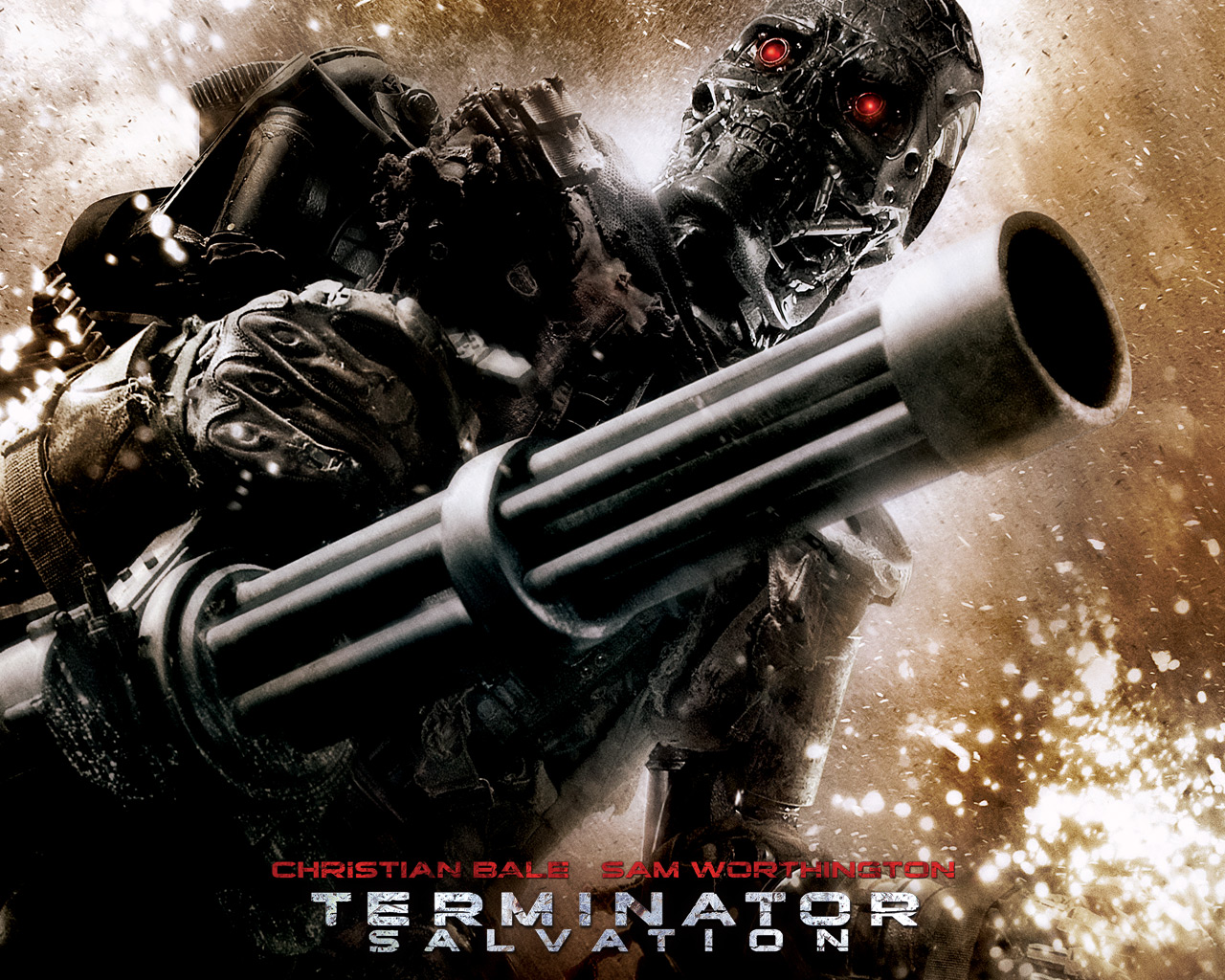 Terminator Salvation Wallpapers
